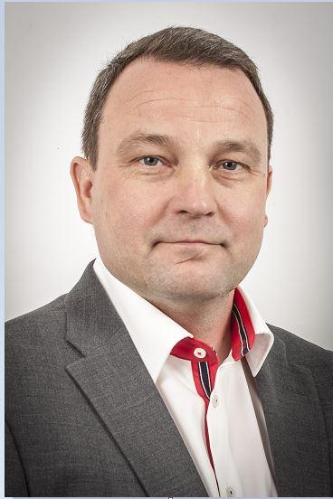 Pete Brusi, toimitusjohtaja, InfoCare Oy
